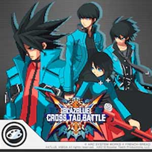 Blazblue Cross Tag Battle Additional Color Set 2