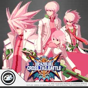 Blazblue Cross Tag Battle Additional Color Set 3