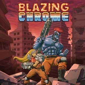 Blazing Chrome
