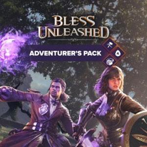 Bless Unleashed Adventurer's Pack