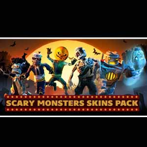 Comprar Block N Load Scary Monsters Skin Pack CD Key Comparar Precios