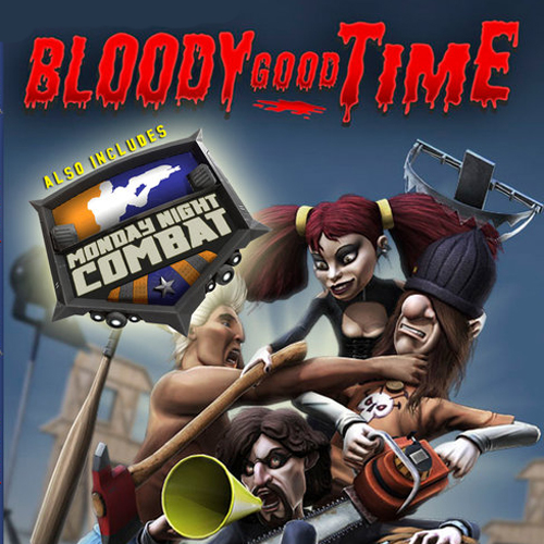 Comprar Bloody Good Time CD Key Comparar Precios