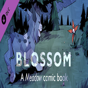 Blossom A Meadow comic book