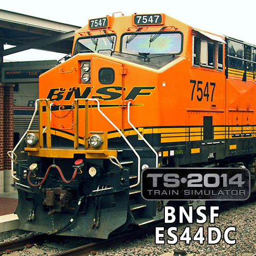 Comprar Train Simulator BNSF ES44DC CD Key Comparar Precios