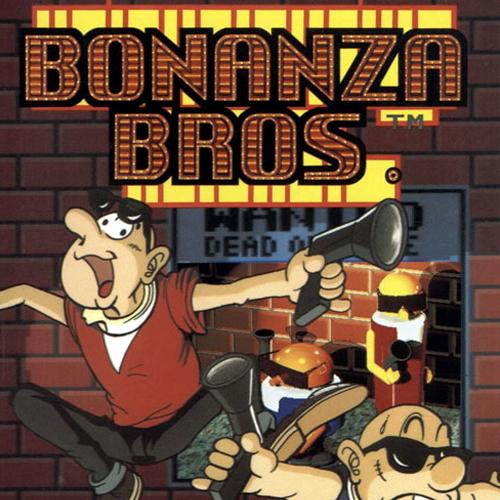 Comprar Bonanza Bros CD Key Comparar Precios