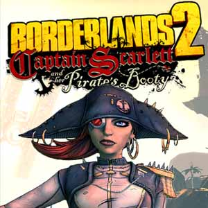 Borderlands 2 Captain Scarlett and her Pirates Booty