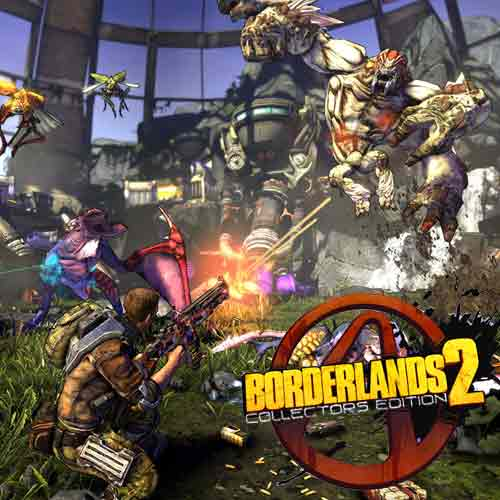Comprar clave CD Borderlands 2 Collectors Edition Pack DLC y comparar los precios