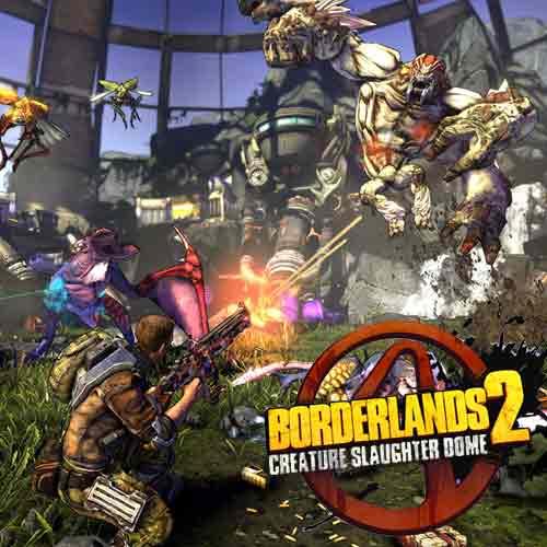 Comprar clave CD Borderlands 2 Creature Slaughter Dome DLC y comparar los precios