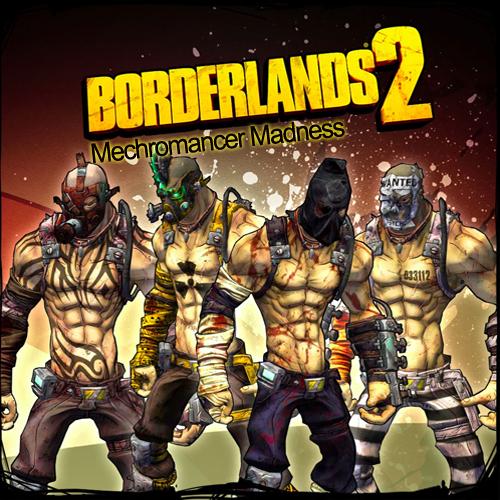 Comprar Borderlands 2 Mechromancer Madness CD Key Comparar Precios