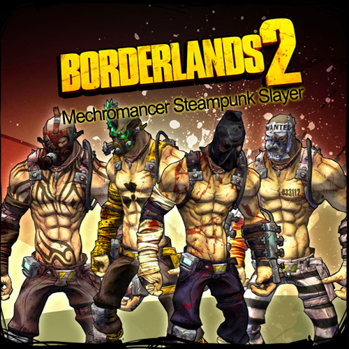 Comprar Borderlands 2 Mechromancer Steampunk Slayer CD Key Comparar Precios
