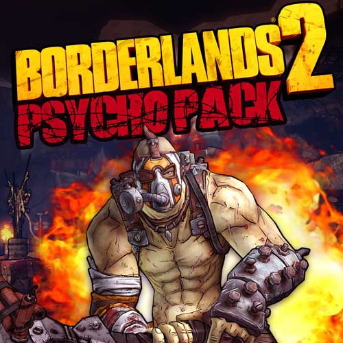 Descargar Borderlands 2 Psycho Pack DLC - key Steam