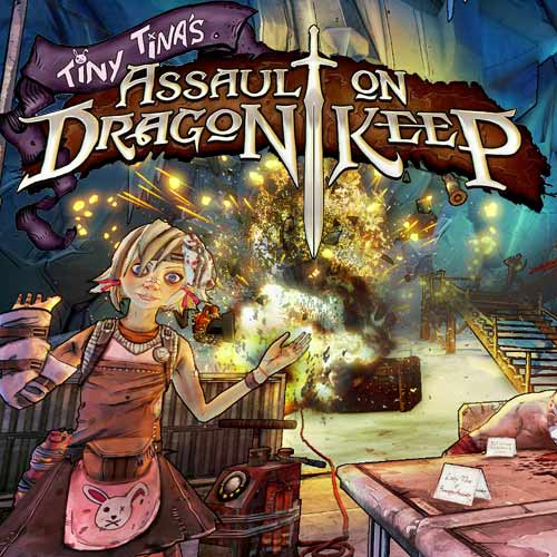 Descargar Borderlands 2 Tiny Tina Assault on Dragon Keep - key PC Steam