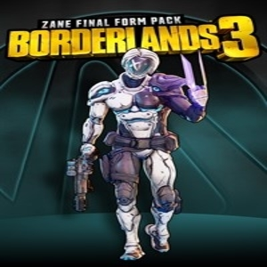 Borderlands 3 Multiverse Final Form Zane Cosmetic Pack