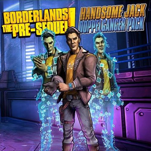 Comprar Borderlands The Pre-Sequel Handsome Jack Doppelganger Pack CD Key Comparar Precios