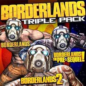 Comprar Borderlands Triple Pack CD Key Comparar Precios