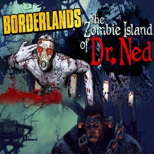Comprar Borderlands Zombie Island of Dr Ned CD Key Comparar Precios
