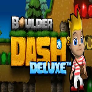 Boulder Dash Deluxe