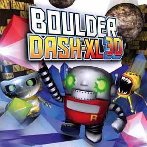 Comprar Boulder Dash-XL 3D Nintendo 3DS Descargar Código Comparar precios