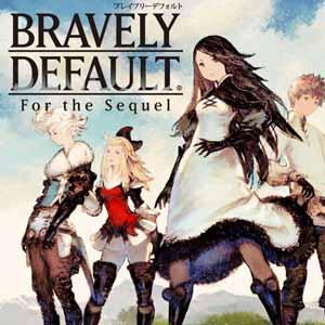 Comprar Bravely Default For the Sequel Nintendo 3DS Descargar Código Comparar precios