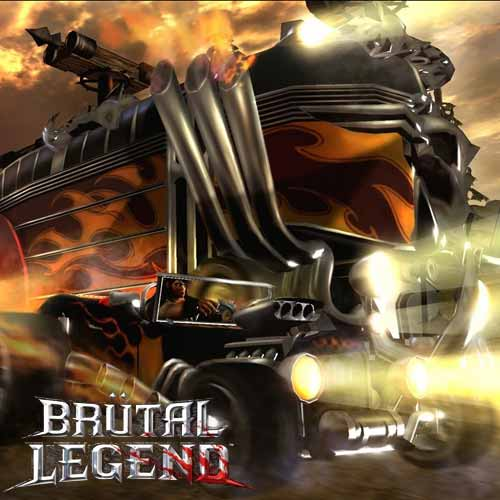 Descargar Brutal Legend - key Steam