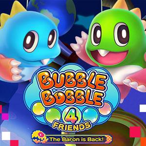 Comprar Bubble Bobble 4 Friends The Baron Is Back Ps4 Barato Comparar Precios