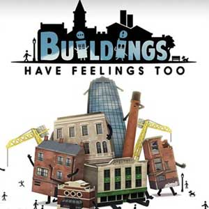 Comprar Buildings Have Feelings Too Ps4 Barato Comparar Precios
