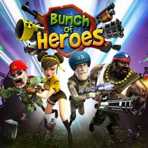 Comprar Bunch of Heroes CD Key Comparar Precios
