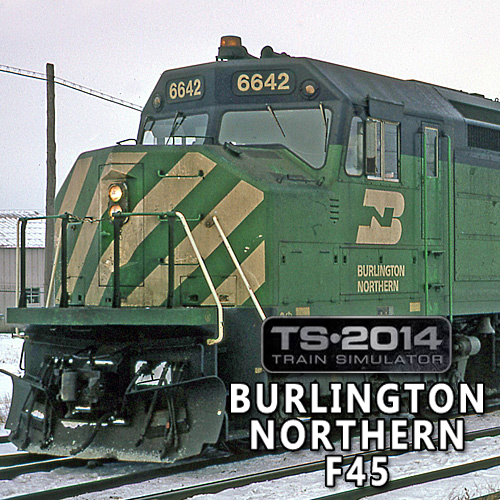 Comprar Train Simulator Burlington Northern F45 CD Key Comparar Precios