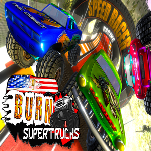 Comprar Burn SuperTrucks Nintendo Switch Barato comparar precios