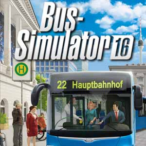Comprar Bus Simulator 16 CD Key Comparar Precios