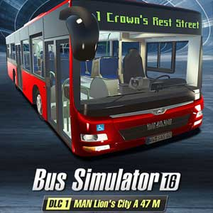 Comprar Bus Simulator 16 MAN Lions City A47 M CD Key Comparar Precios
