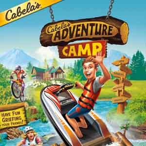 Comprar Cabelas Adventure Camp Ps3 Code Comparar Precios