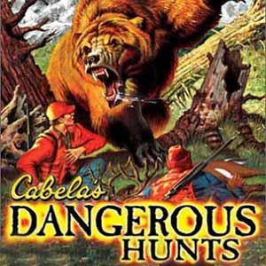 Comprar Cabelas Dangerous Hunts 2011 PS3 Code Comparar Precios