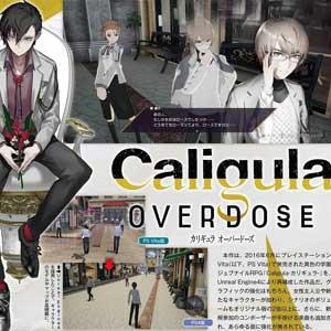 Comprar Caligula Overdose Ps4 Code Comparar Precios