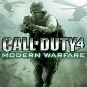 Comprar Call of Duty 4 Modern Warfare Xbox 360 Code Comparar Precios