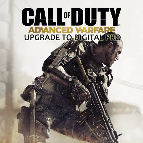 Comprar Call of Duty Advanced Warfare Upgrade to Digital Pro CD Key Comparar Precios