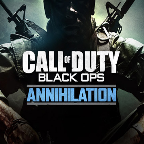 Call of Duty Black Ops Annihilation