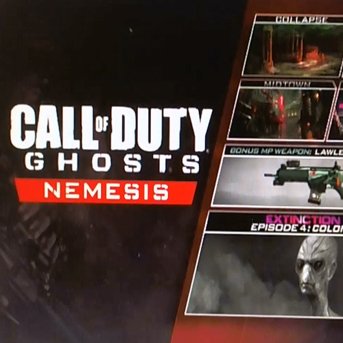 Comprar Call of Duty Ghosts Nemesis CD Key Comparar Precios