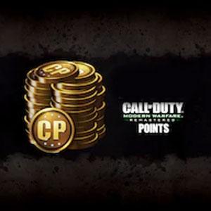 Comprar Call of Duty Modern Warfare Remastered Puntos Ps4 Barato Comparar Precios