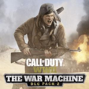 Comprar  Call of Duty WW2 The War Machine DLC-Pack 2 Ps4 Barato Comparar Precios