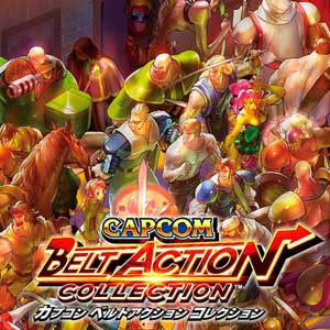 Comprar  Capcom Belt Action Collection Ps4 Barato Comparar Precios