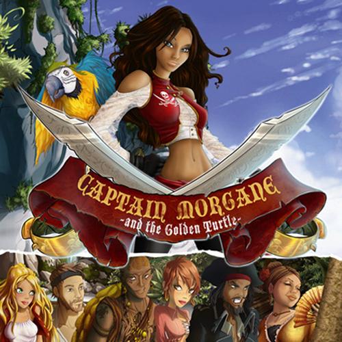 Comprar Captain Morgane and the Golden Turtle CD Key Comparar Precios