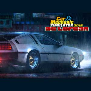 Comprar Car Mechanic Simulator 2015 DeLorean CD Key Comparar Precios