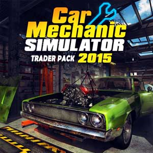 Comprar Car Mechanic Simulator 2015 Trader Pack CD Key Comparar Precios