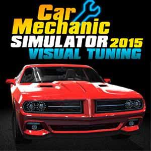 Comprar Car Mechanic Simulator 2015 Visual Tuning CD Key Comparar Precios