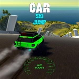 Car Ski Jump