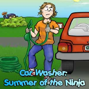 Comprar Car Washer Summer of the Ninja CD Key Comparar Precios