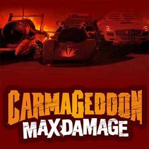 Comprar Carmageddon Max Damage PS4 Code Comparar Precios