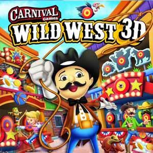 Comprar Carnival Games Wild West 3D Nintendo 3DS Descargar Código Comparar precios