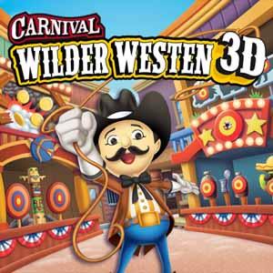Comprar Carnival Wilder Westen 3D Nintendo 3DS Descargar Código Comparar precios